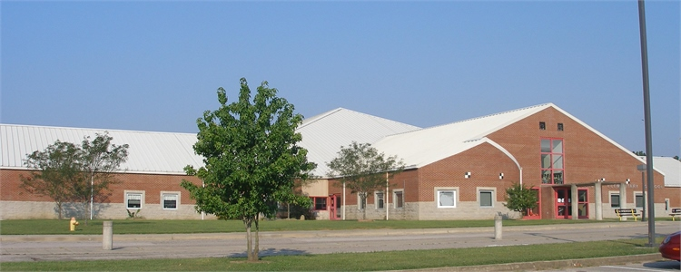 Photo of Ponderosa Elementary School.