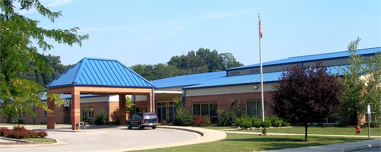 Exterior photo of Summit Elementary