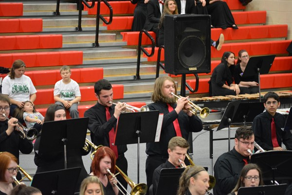 Boyd County High Jazz Band