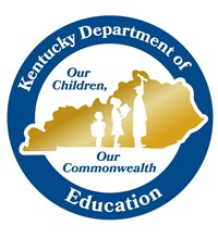 Ky Department of Education logo.