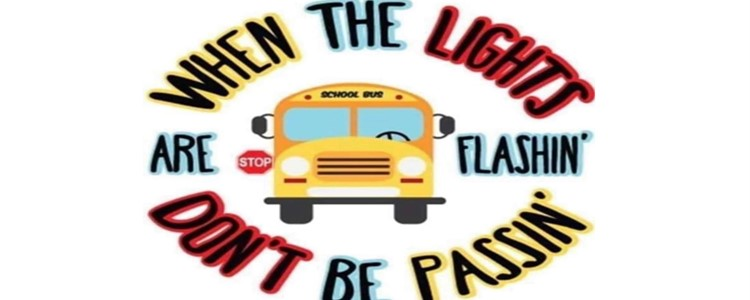 When the Lights are flashing....Don't be Passing!