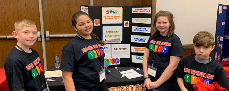 Catlettsburg STLP at Morehead Regionals #STLPRoad2Rupp