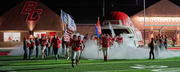 Boyd County Lions - Image Compliments of Keith Osborne