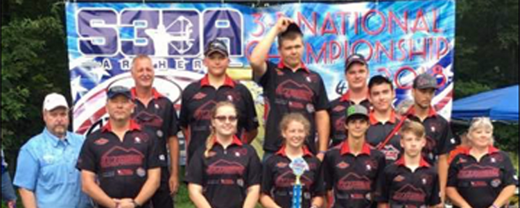 NATIONAL CHAMPS!!! The BCHS Scholastic 3-D Archery Team   were the National Champions in the competition held at Metropolis, Illinois!