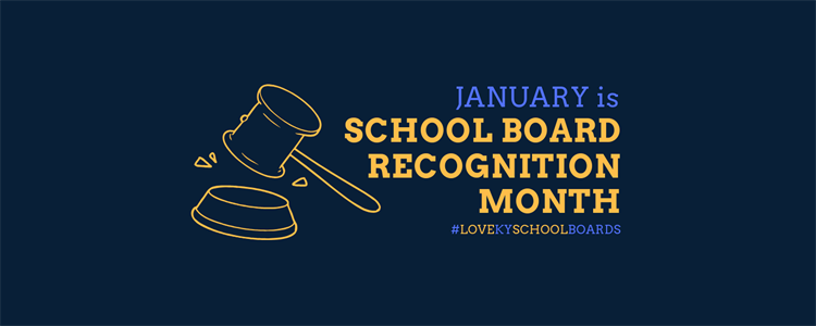 January is School Board Recognition Month. Say thank you to your school board members for their dedication and service to our district; Linda Day, Tammy Pruitt, Dr. Judy Nichols and incoming member, Mindy Stanley.