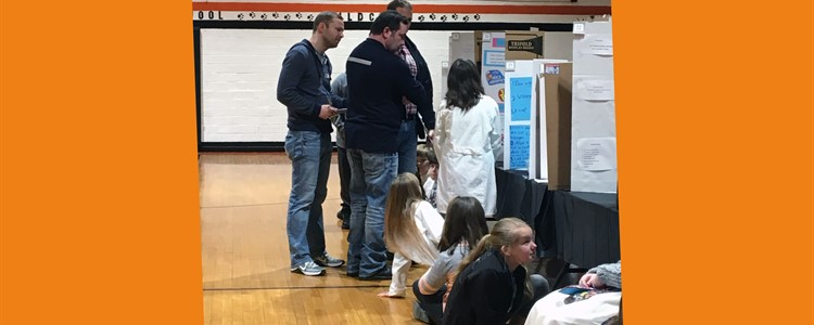 Catlettsburg Science Fair.