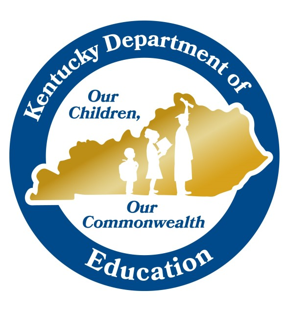 Ky Dept. of Education logo.