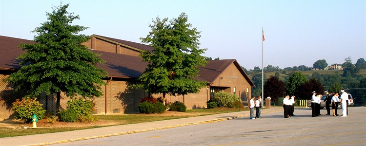 Photo of the Heritage Center (old Boyd County High School)
